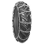 Peerless Hi-Way Tractor Chain, Single Chain, Maximum Tire Size 13.6 in. x 28 in.