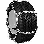 Peerless Snowblower & Garden Tractor Chains, 1 Pair, Maximum Tire Size 24 in. x 9.50 in. x 12 in.
