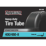 Traveller Trailer Inner Tube, 4.00/4.80-8 with TR-13 Valve Stem