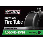 Traveller Implement Inner Tube, 4.00/5.00-15/16 with TR-15 Valve Stem