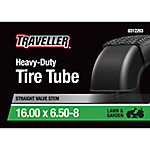 Traveller Lawn and Garden Inner Tube, 16x6.50/7.50-8 with TR-13 Valve Stem