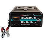 Schumacher Automatic Traditional Charger with Engine Start, 12V