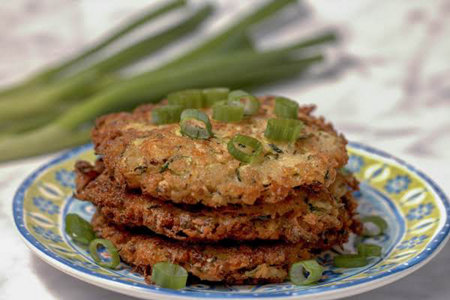 ZucchiniFritters