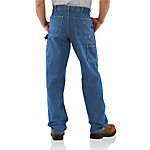 Carhartt® Men's Original Fit Signature Denim Dungaree