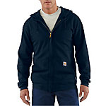 Carhartt® Men's Flame Resistant Heavy Weight Zip Front Sweatshirt