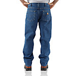 Carhartt® Men's Relaxed Fit Straight Leg Fleece-Lined Jean