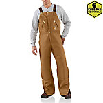 Carhartt® Men's Zip To Waist Biberalls