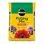 Miracle Gro® Potting Mix with Fertilizer, 1 cu. ft.
