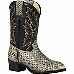 Durango Boy's Tan Snake Boot