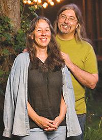 Lisa and Randy Shell
