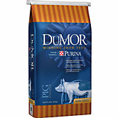 DuMOR Pig Feed & Supplements