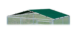 Kennel roof amp cover kit 10 ft x 10 ft for life out here