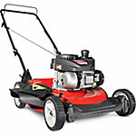 Huskee® 21 in. 2-IN-1 140cc Push Mower, CARB Compliant
