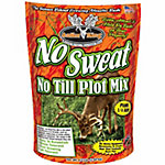 Antler King No Sweat No Till Plot Mix, 4-1/2 lb., 1/4 acre