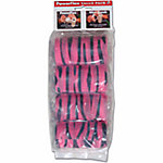 PowerFlex 4 in. Bandage, 15 ft., Pink Zebra, Pack of 4