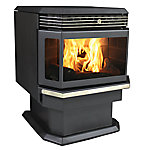 United States Stove Bay Front Pellet Heater