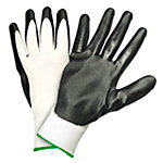 West Chester® Nitrile Dipped Gloves, 5 Pairs