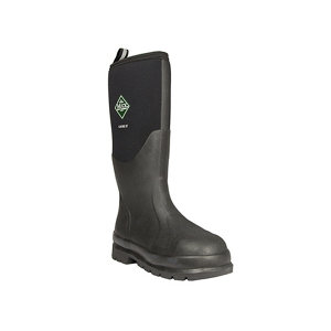 The Original Muck Boot Company Chore Hi Steel Toe Boot - For Life