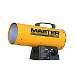 Master Gas Forced Air Heater, 60,000 BTU
