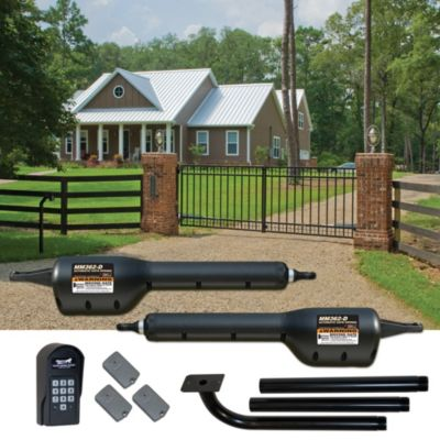 Mighty Mule 174 Automatic Gate Opener Hobby Farmer Deluxe