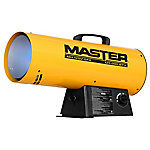 Master Gas Forced Air Heater, 125,000 BTU