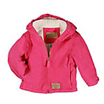C.E. Schmidt Toddler's Sanded/Washed Duck Sherpa-Lined Hooded Coat, Pink Pizazz