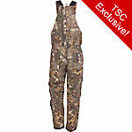 C.E. Schmidt Men's Quilt-Lined Insulated Bib Overall, Realtree Xtra Camouflage