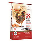 Purina® Layena® Plus Omega-3 SunFresh® Recipe Poultry Feed