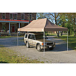 ShelterLogic® Triple Truss Top Pop Up Canopy, Desert Bronze, 10 ft. W x 20 ft. L x 11-1/5 ft. H