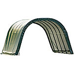 ShelterLogic Equine Run In Shed, 12 ft. W x 20 ft. L x 8-3/10 ft. H