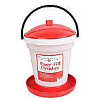 Harris Farms Easy-Fill Drinker, 5 gal. Capacity