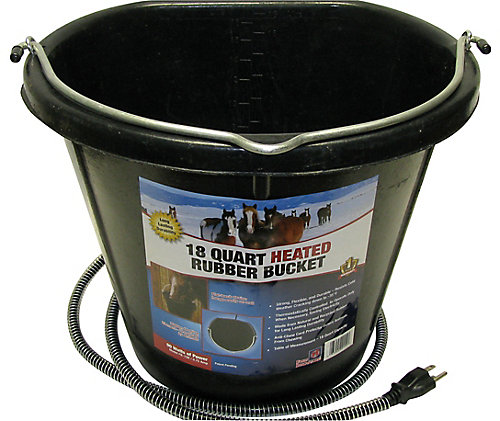 Heated Buckets - Tractor Supply Co.