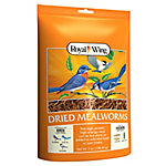 Royal Wing® Dried Mealworms, 7 oz. tub