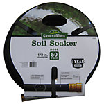 GroundWork® Soaker Hose, Black, 50 ft. L