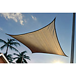 ShadeLogic™ SunShade Sail, 12 ft. x 12 ft. Square, Sand