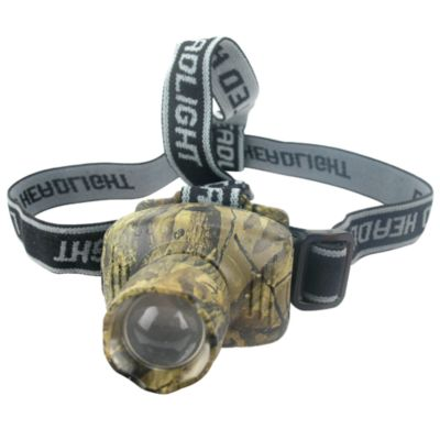 JOBSMART LED ADJUSTABLE FOCUS HEADLAMP
