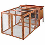Ware Manufacturing ChickenWARE Chick-N-Hutch & Pen Kit, 2-4 Chicken Capacity
