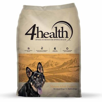 4Health Mature Dog Food at Red Barn Blue Skies Pet Food