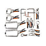 Hobart 13 Piece Multi-Purpose Welding Clamp Set