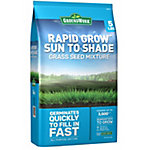 GroundWork® Quick & Thick™ Sun to Shade Grass Seed Mixture. Northern formula, 5 lb.
