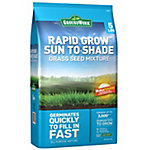 Quick & Thick™ Sun to Shade Grass Seed Mixture. Southern formula, 5 lb.