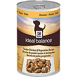 Hills® Ideal Balance™ Tender Chicken & Vegetables Recipe Dog Food, 12.8 oz.