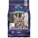 BLUE™ Wilderness Adult Cat Food, Turkey & Chicken Recipe, 6 lb.
