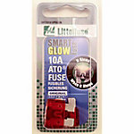 Smart Glow ATO® 10A Blade Fuse, Pack of 2
