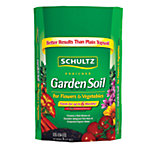 Schultz® Garden Soil for Flower & Vegetables, 1 cu. ft.