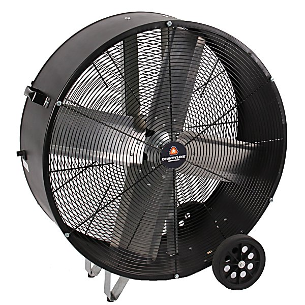 countyline? direct-drive fan, 30 in. blade diameter