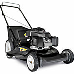 Huskee® 21 in. Honda® Powered 3-IN-1 160cc High Wheel Push Mower, CARB Compliant