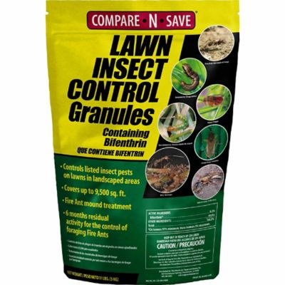 Compare N Save Lawn Insect Control Granules 11 Lb At