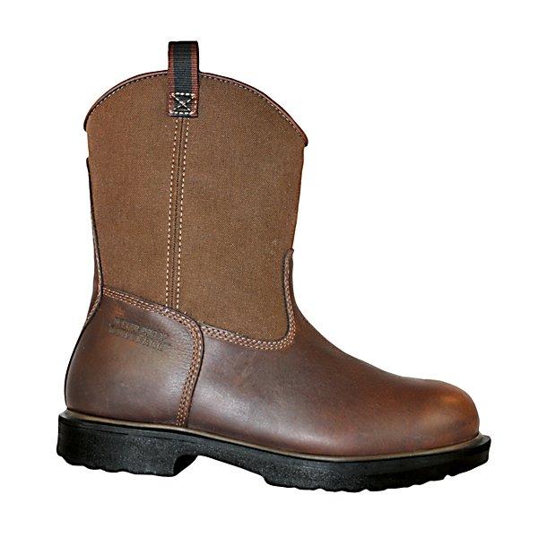 d6319dea38e C.e. Schmidt? Men's Waterproof Wellington Steel Toe Work Boot, 10 In ...