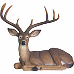 Red Shed™ Resting Deer Statue
